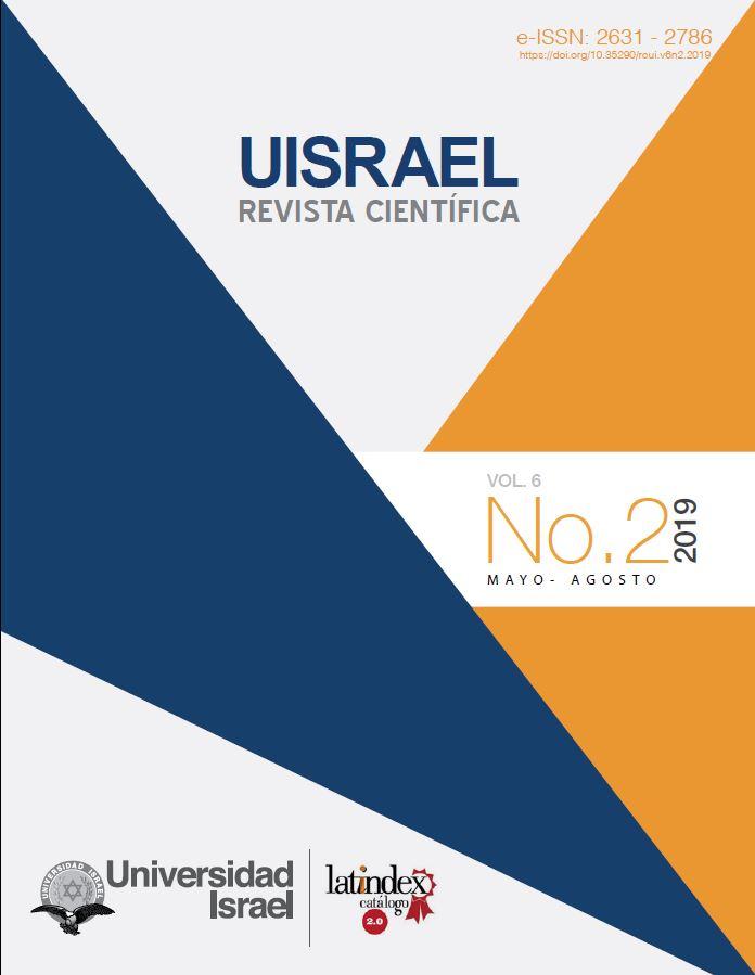 Revista Científica UISRAEL - Latindex 2.0
