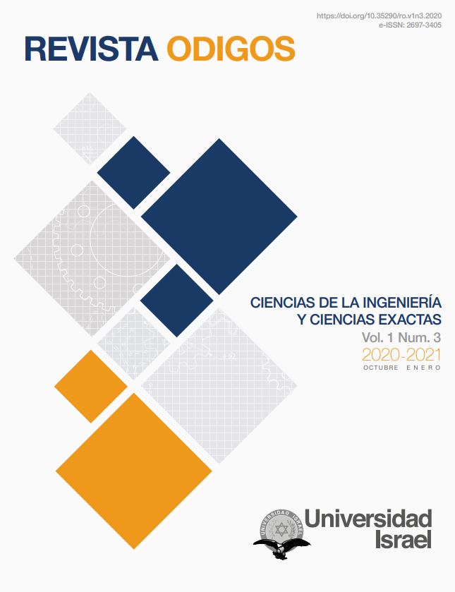 Revista Odigos - Universidad Israel