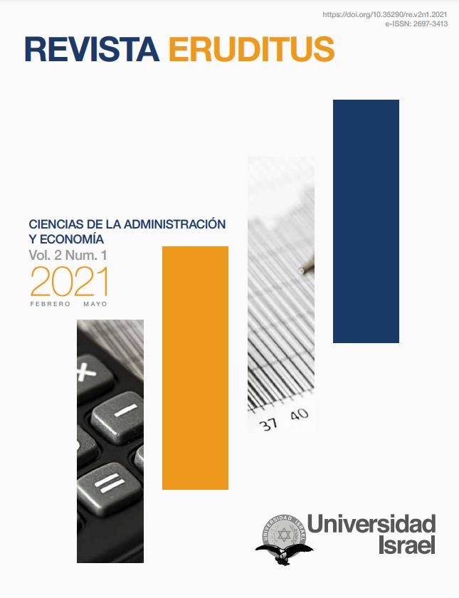 Ver Vol. 2 Núm. 1 (2021): Revista ERUDITUS